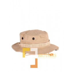 Tan Military Boonie Hat