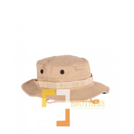 Tan Military Boonie Hat