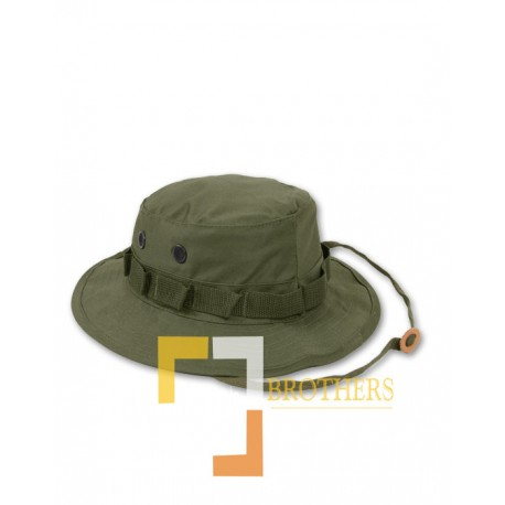 Olive Military Boonie Hat